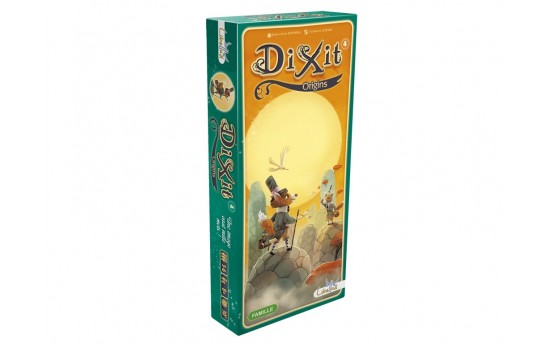 Dixit 4. Origins (Диксит 4: Истоки)