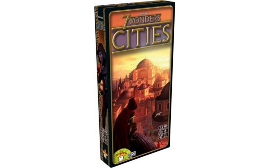 7 Wonders Cities (7 чудес Города)