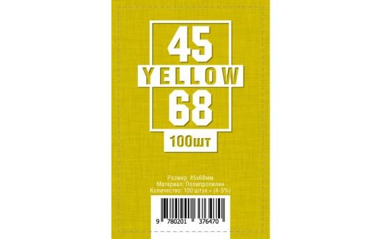 Протекторы для карт (45х68)
