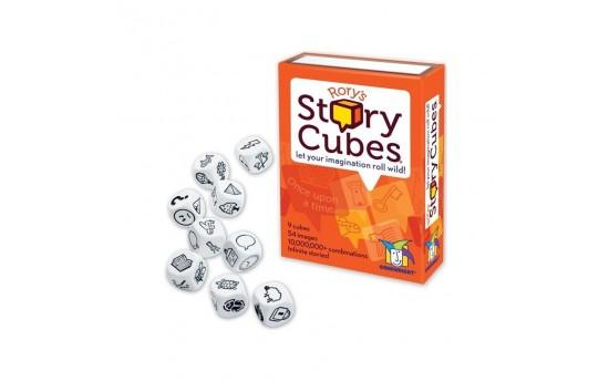 Кубики Историй Рори (Rorys Story Cubes)