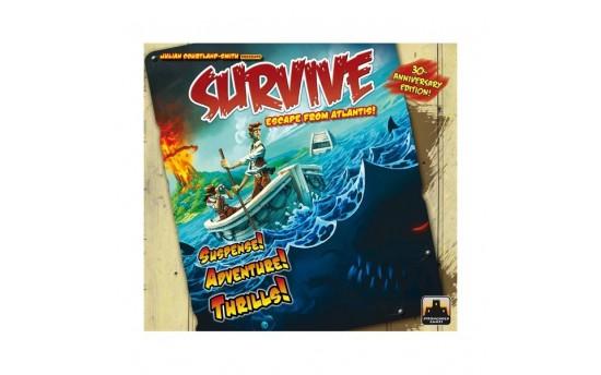 Survive: Escape from Atlantis! (Побег с Атлантиды!)