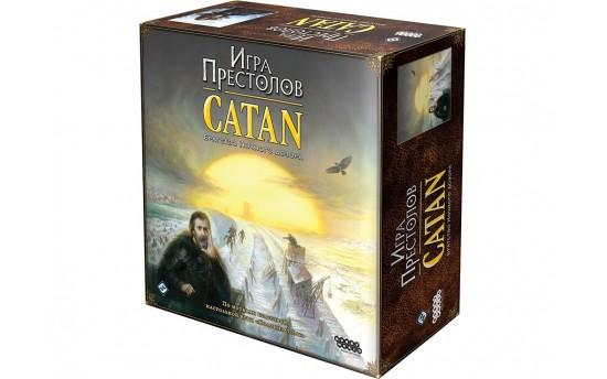 Колонизаторы (CATAN) Игра Престолов