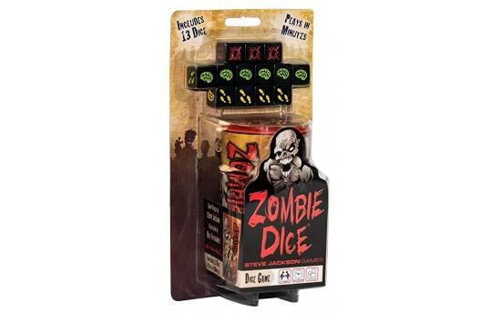Zombi Dice (Зомби кубики)