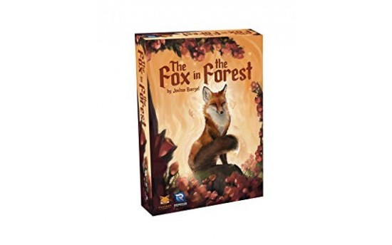 The Fox in the forest (Лисица на опушке)