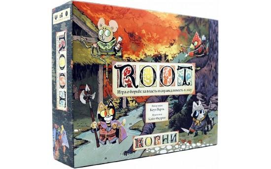 Корни (Root)