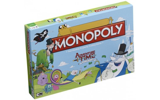 Monopoly: Adventure Time (Монополия)
