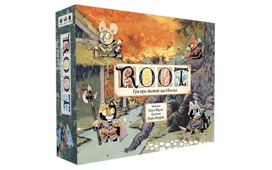 ROOT Гра про лісовий лад і безлад