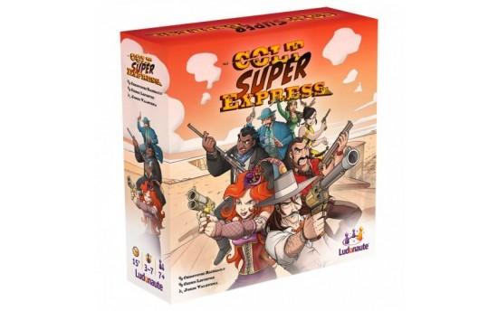 Colt Super Express (Кольт Супер Экспрес)
