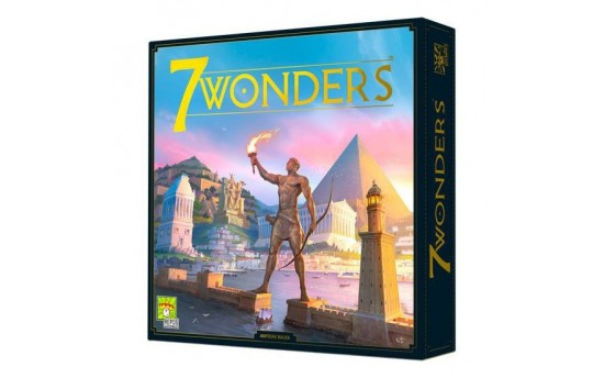 7 Чудес: Друге видання (UA)  (7 Wonders)