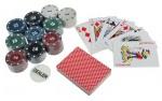 Фотография №2329: Покерный набор на 500 фишек с номиналом + сукно