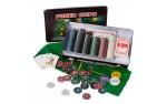 Фотография №2334: Покерный набор на 300 фишек с номиналом + сукно