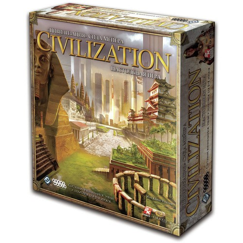Цивилизация Сида Мейера (Civilization Sid Meiers)