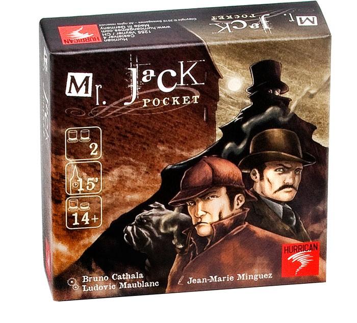 Mr. Jack Pocket (Карманный мистер Джек)