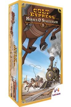 Кольт Экспресс:Лошади и Дилижанс (Colt Express)