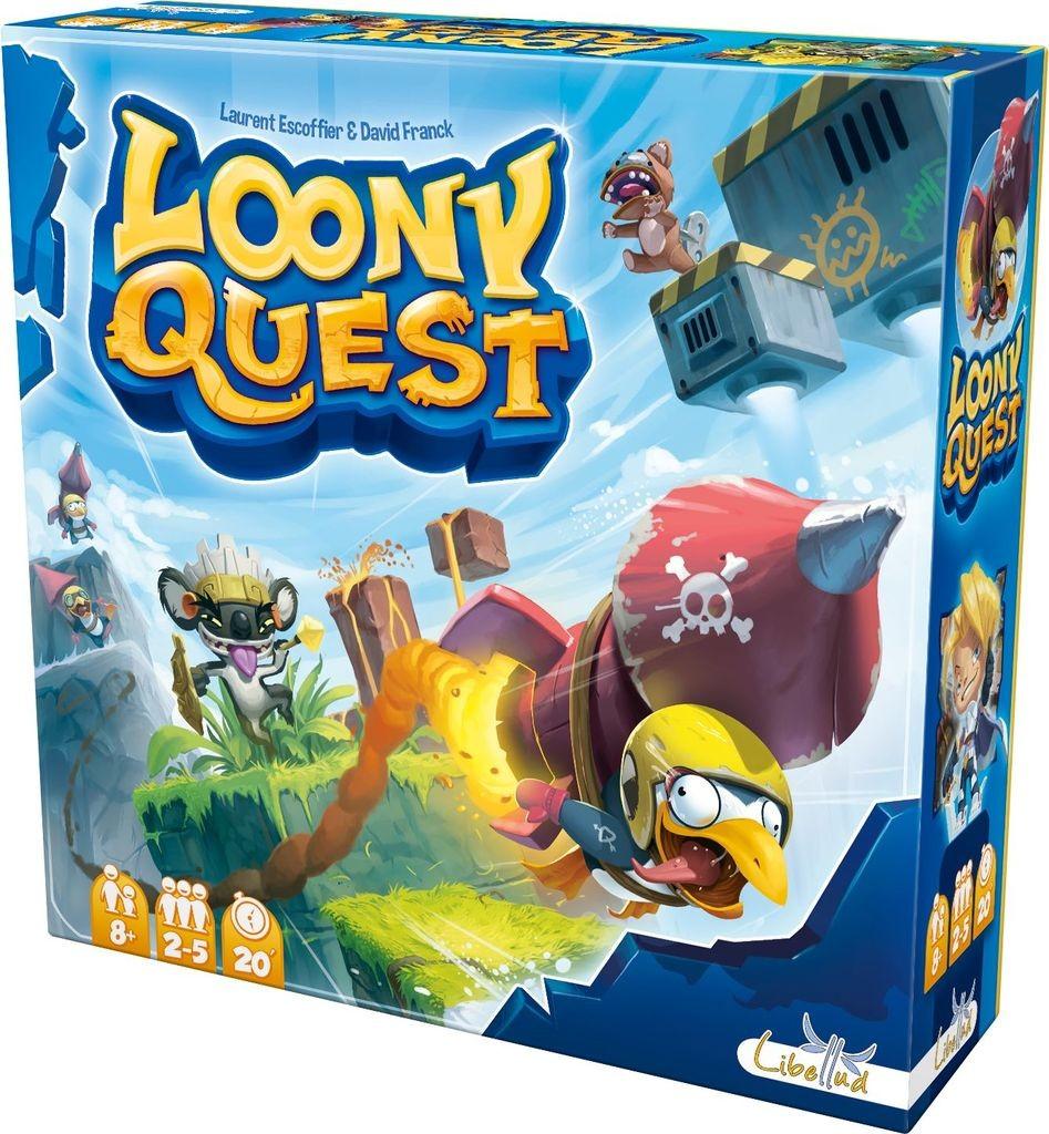 Loony Quest (Луні Квест)