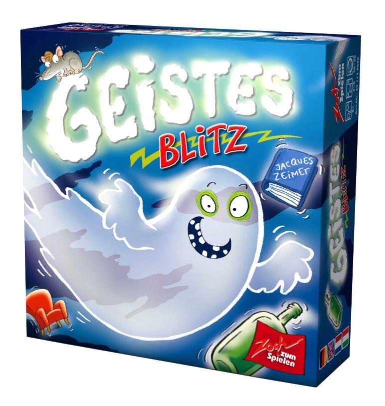 Барабашка (Geistesblitz)