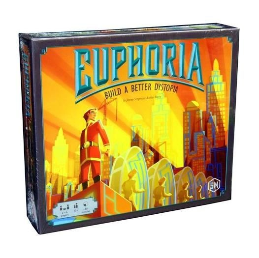 Эйфория (Euphoria: Build a Better Dystopia)