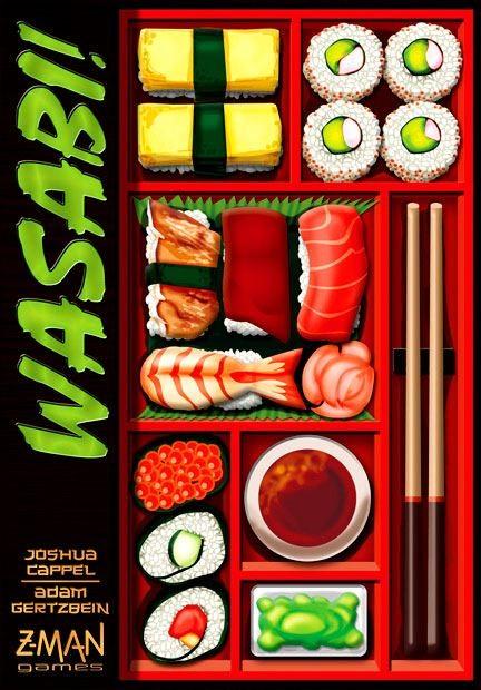 Васаби (Wasabi, Sushi)