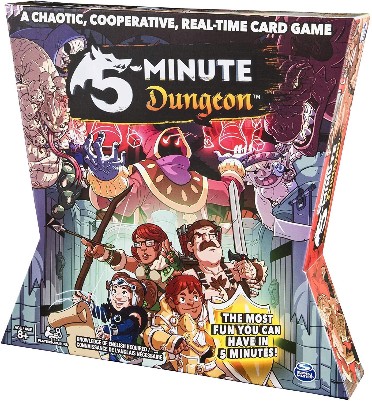 Пятиминутное подземелье (5 - Minute Dungeon)