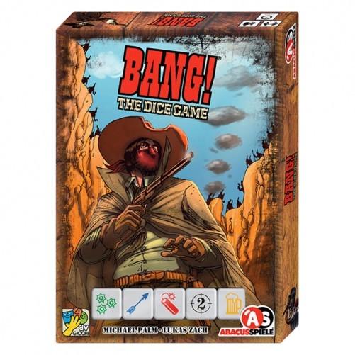 Bang! The Dice Game (Бэнг на кубиках)