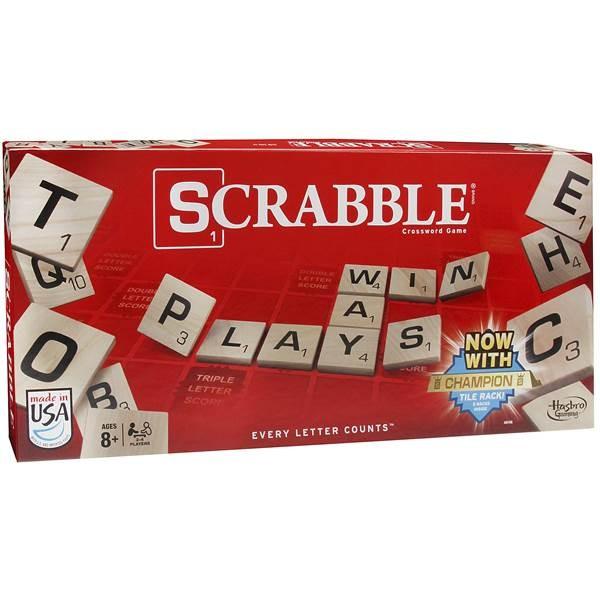 Scrabble (Скрэббл)