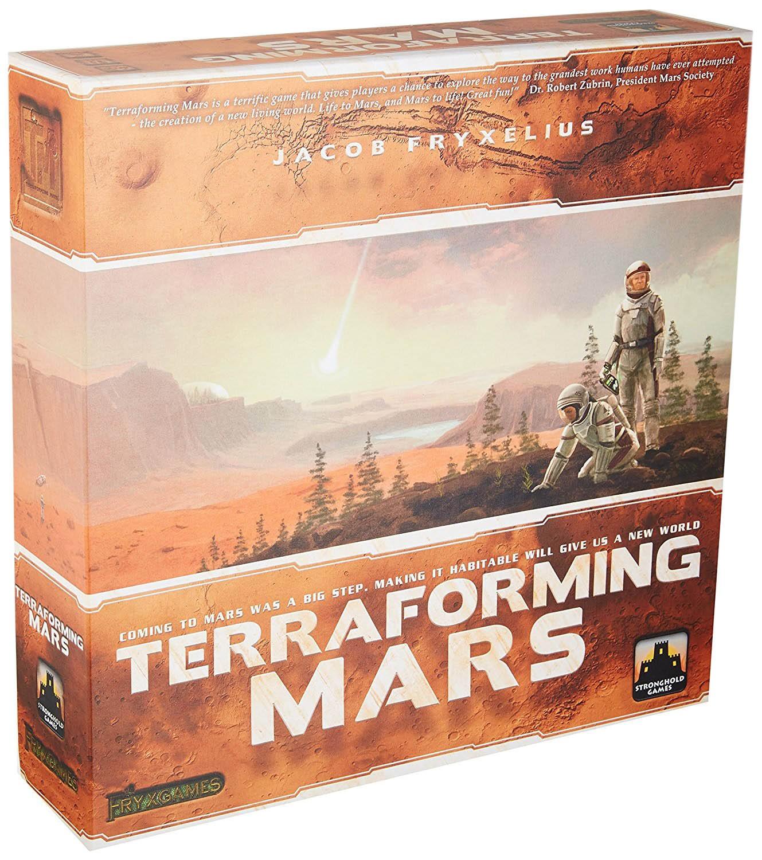 Terraforming Mars (Покорение Марса)