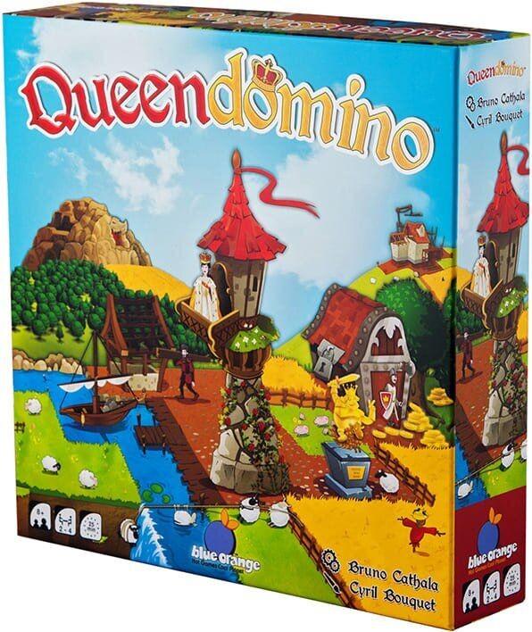Лоскутная Империя (Queendomino)
