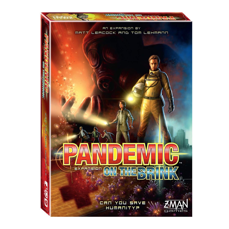 Пандемия. На грани (Pandemic: On the Brink)
