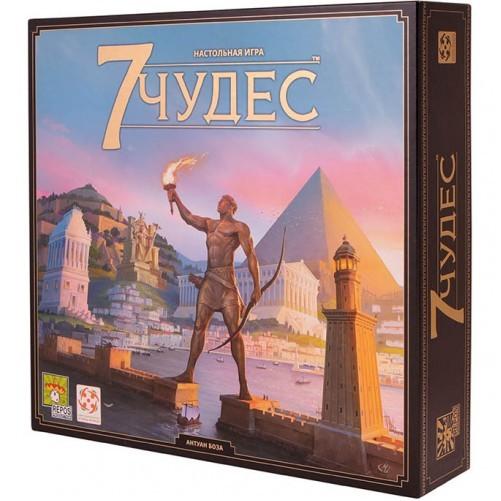 7 Чудес: Второе издание (7 Wonders)