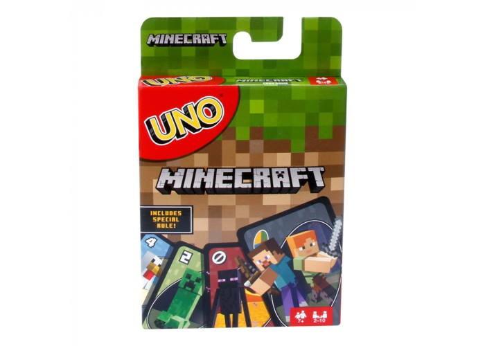 Уно Майнкрафт (UNO Minecraft)